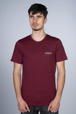 AUTHENTIC BOX / TEE / MAROON