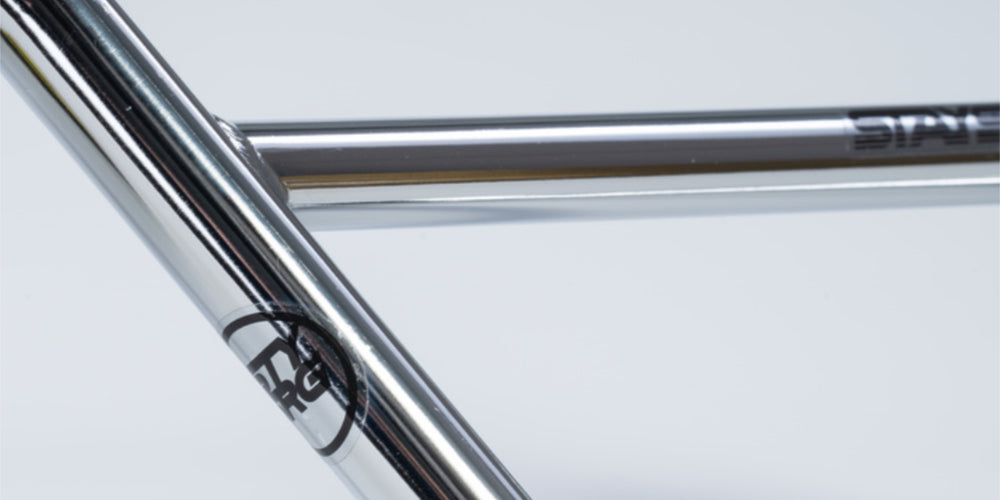 "LARRY EDGAR 9"" /  BARS / CHROME"