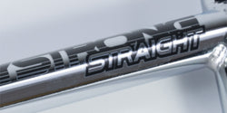 "STRAIGHT PRO 7.5"" / BARS / CHROME"