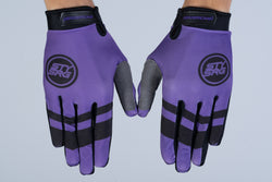 CHEVRON / GLOVES / ADULT / PURPLE