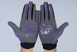 CHEVRON / GLOVES / YOUTH / PURPLE