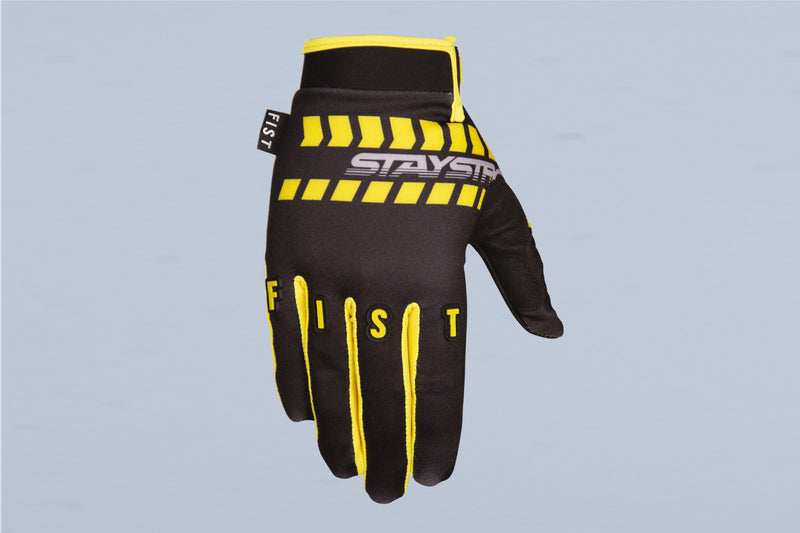 CHEVRON / GLOVES / FIST / YOUTH / BLACK