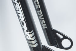 "RACE DVSN CRUISER / 24"" / TAPERED 1.5 / FORKS /  BLACK"