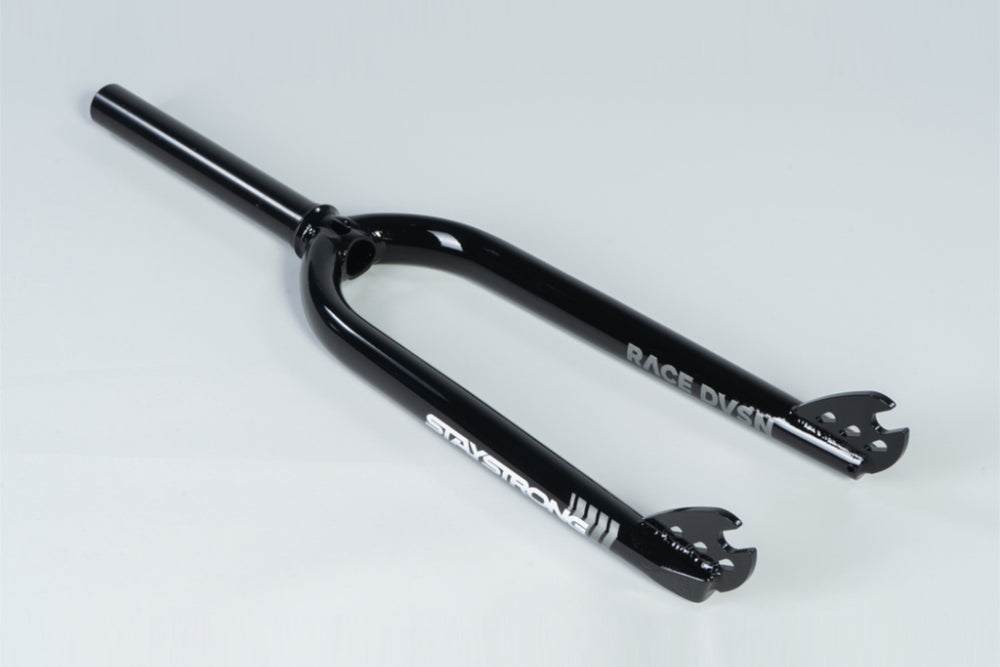 "RACE DVSN EXPERT / 1"" / 10MM / FORKS / BLACK"