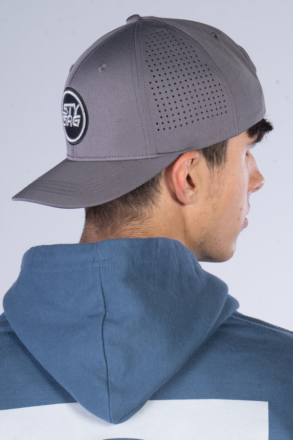 ICON PERF / SNAPBACK / HEADWEAR / GREY