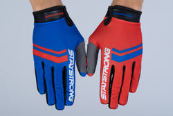 OPPOSITE / GLOVES / ADULT / RED BLUE