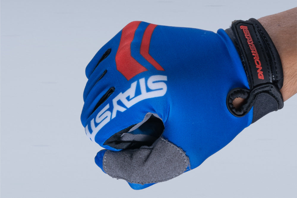 OPPOSITE / GLOVES / YOUTH / RED BLUE