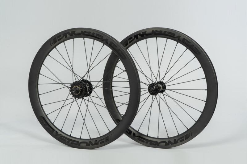 "REACTIV CARBON 20 X 1-1/8"" / DISC / WHEELSET / BLACK"