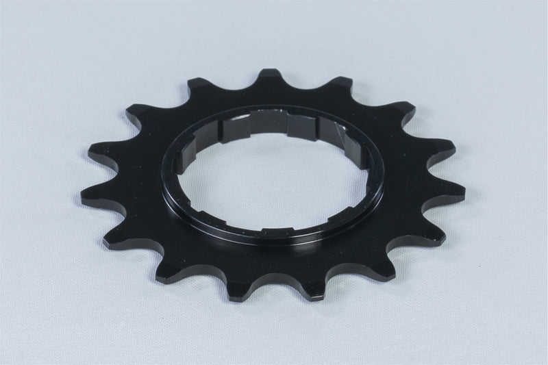 "RACE DVSN 3/32"" COG / REAR / CHAINRING / BLACK"
