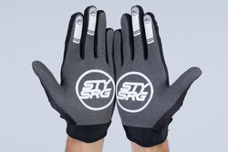 STAPLE 2 / GLOVES / YOUTH / BLACK