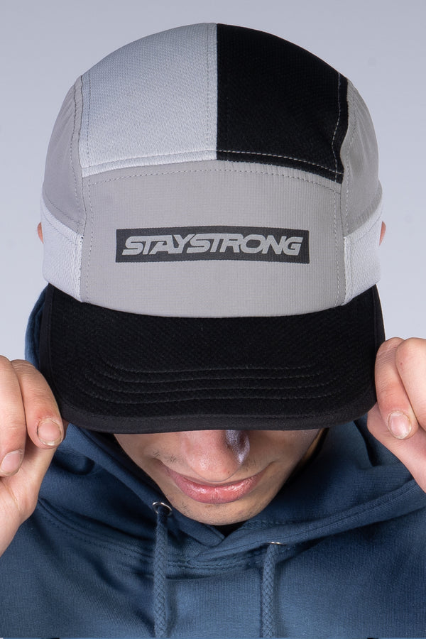 FASTER / 6 PANEL / HEADWEAR / GREY