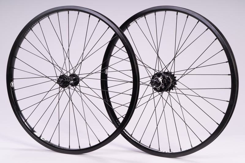 "EVOLUTION 24 X 1.75"" / DISC / WHEELSET / CRUISER"