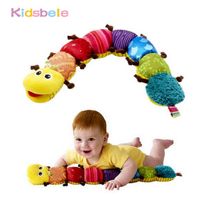 Musical Stuff Caterpillar Baby Toys - Boxed Babies