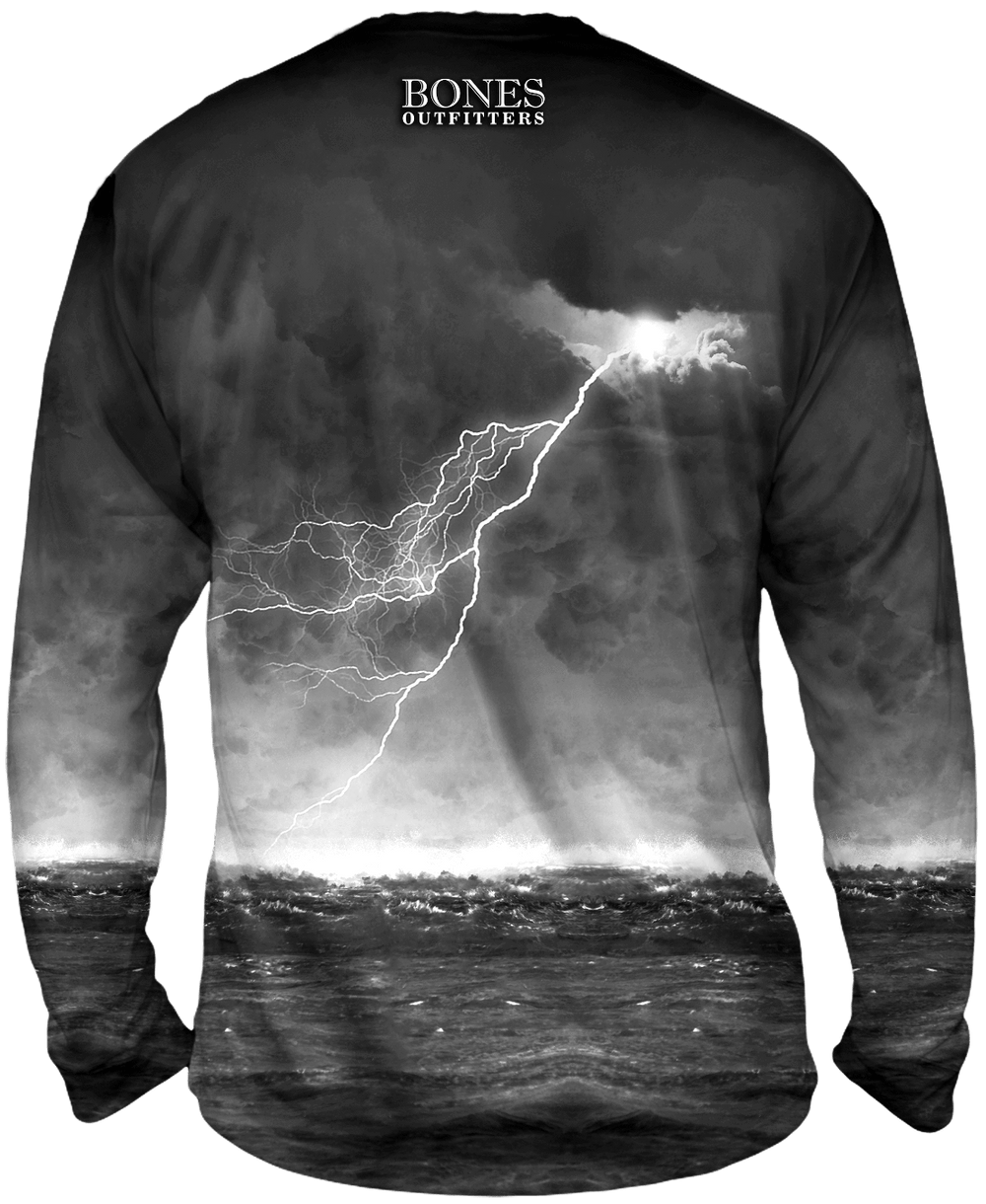 Stormy Skys Long Sleeve Big & Tall