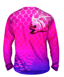 Pink Bite Long Sleeve
