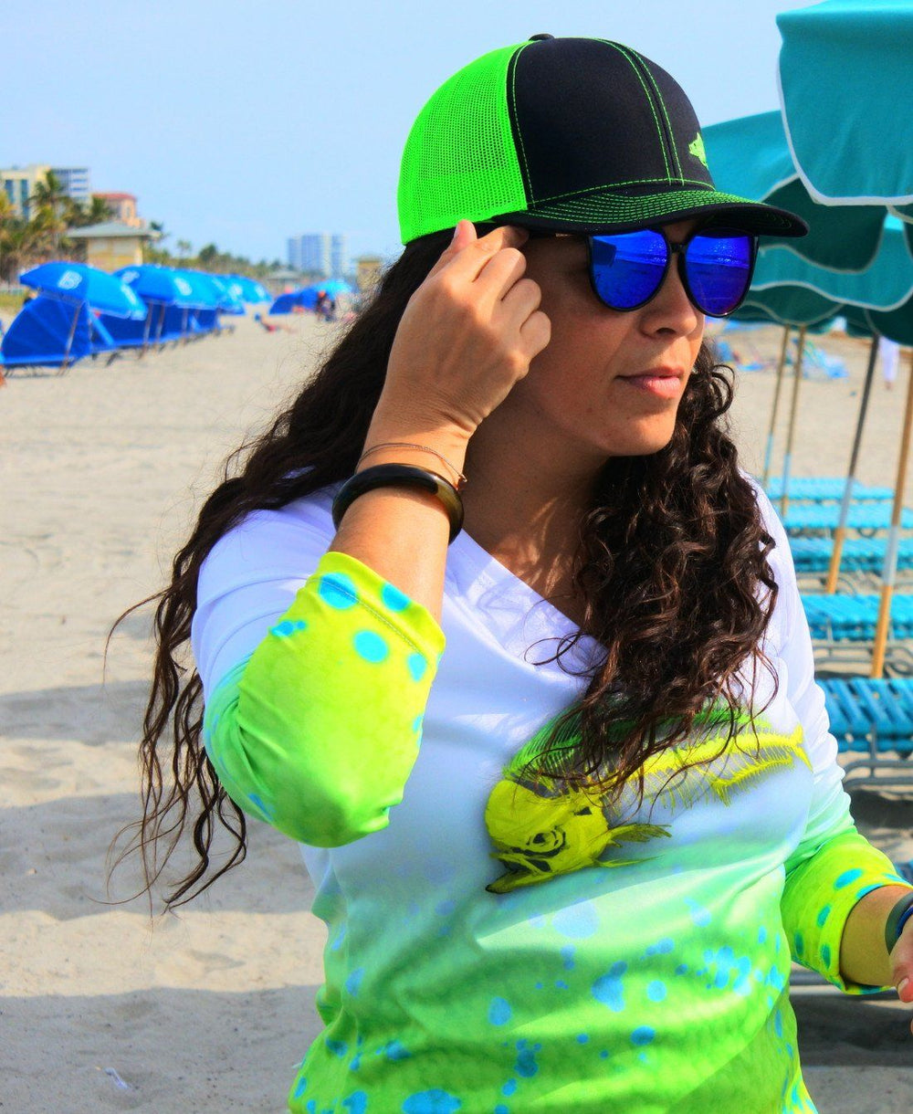 Lady Dorado Long Sleeve - Bones Outfitters