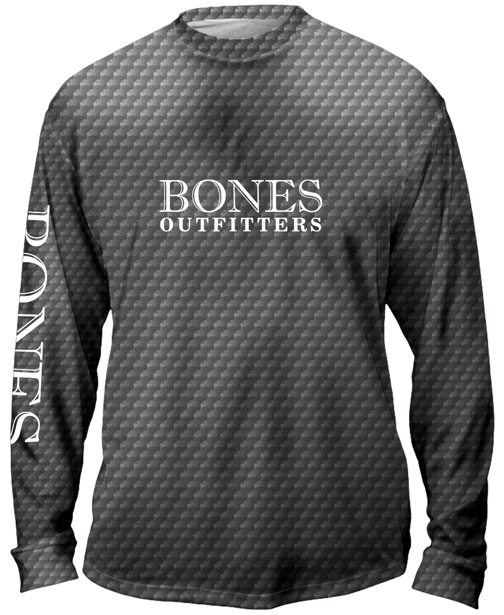 Bones Outfitters Logo Long Sleeve