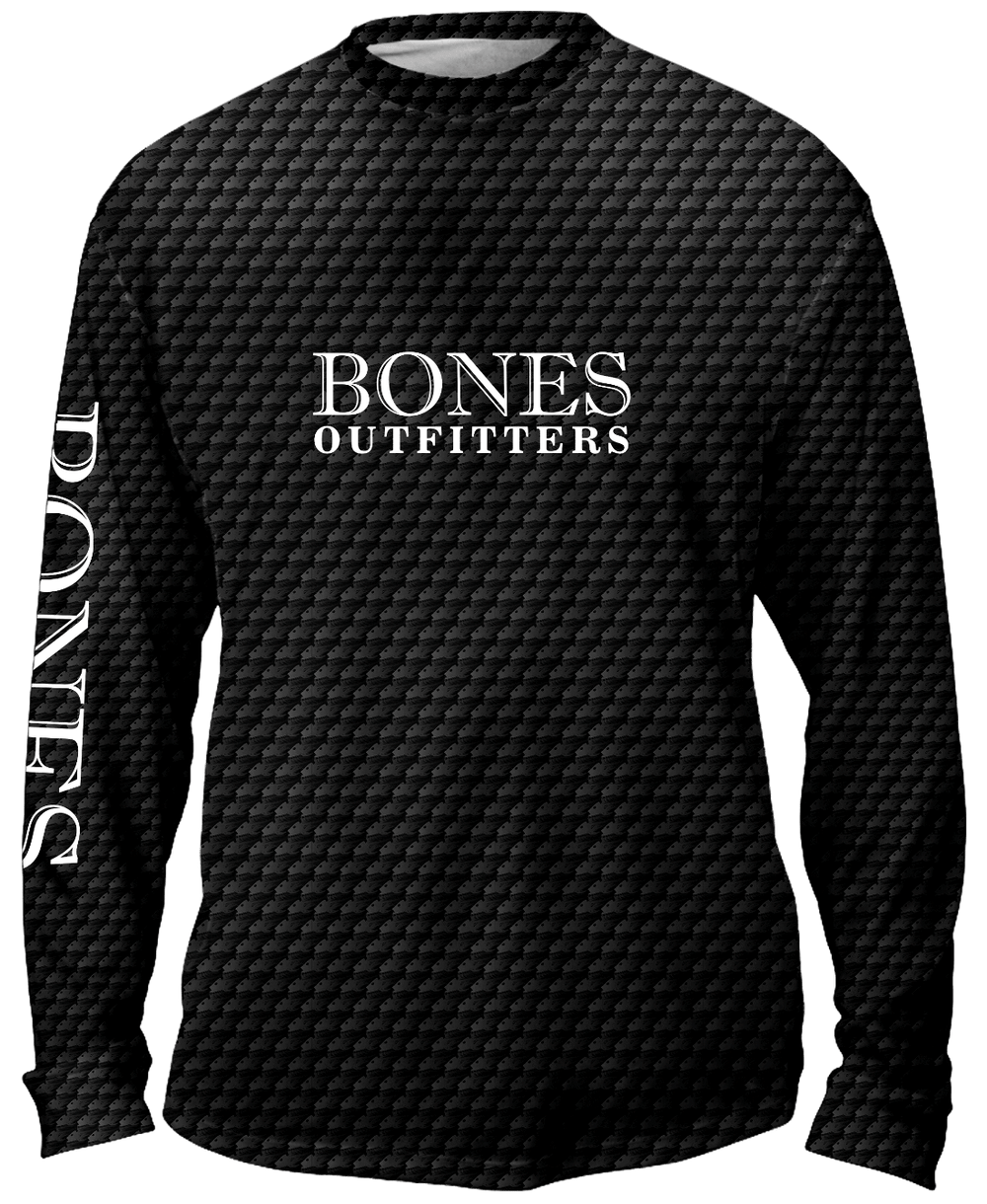 Bones Outfitters Logo Long Sleeve - Bones Outfitters