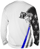Bass Stars & Stripes Active Duty Long Sleeve