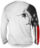 Billfish Stars & Stripes Long Sleeve
