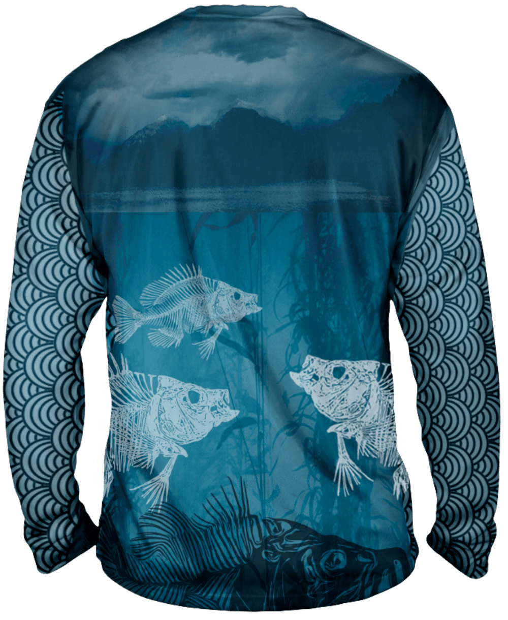 The Bluegill Blues Long Sleeve