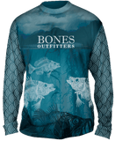The Bluegill Blues Long Sleeve - Bones Outfitters