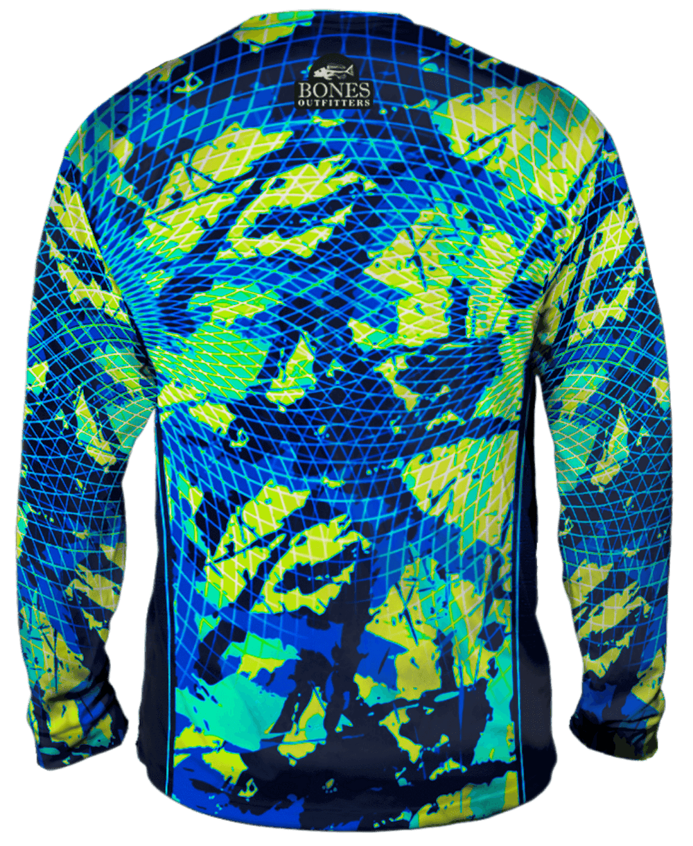 Bold Bones Camo Long Sleeve