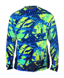 Youth Bold Bones Camo Long Sleeve - Bones Outfitters