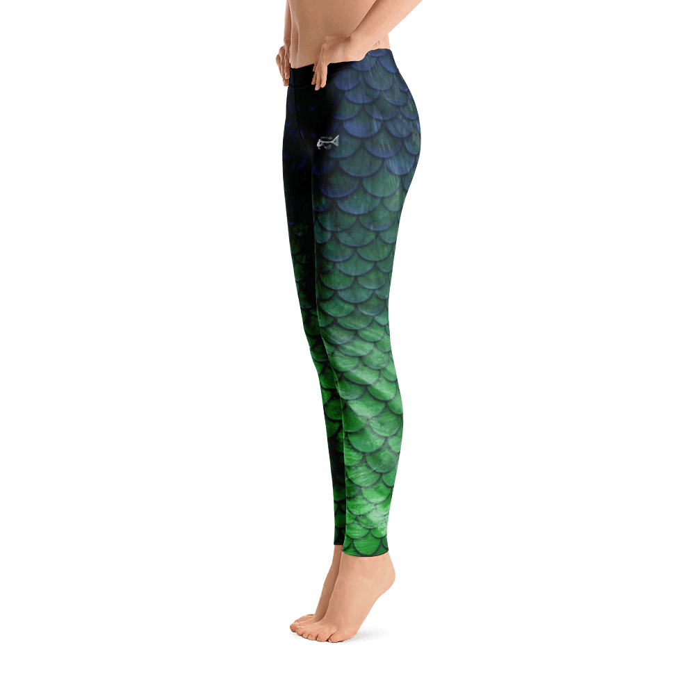 Mermaid Performance Leggings