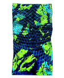 Bones Bold Camo Green UV Face Protection - Bones Outfitters