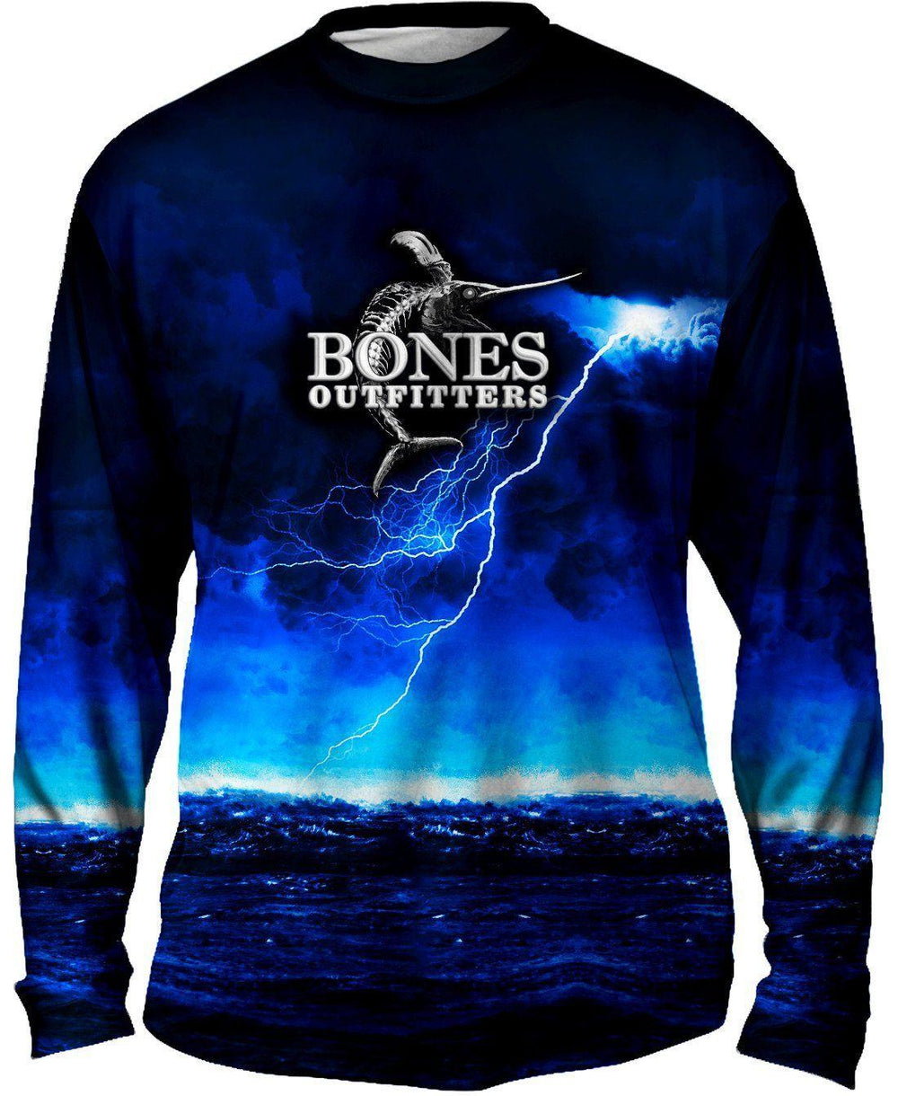 Stormy Skys Long Sleeve Big & Tall - Bones Outfitters