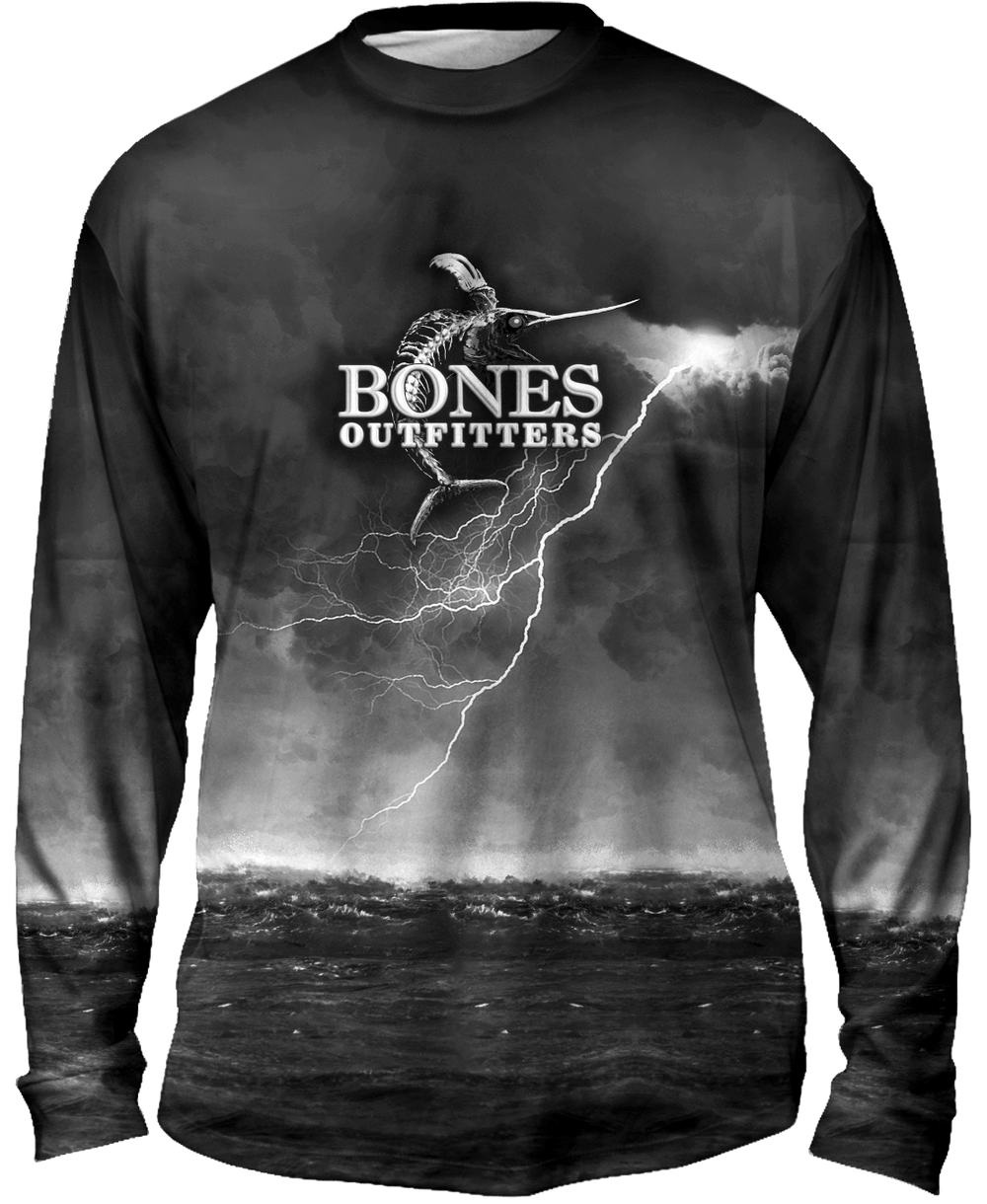 Stormy Skys Long Sleeve - Bones Outfitters