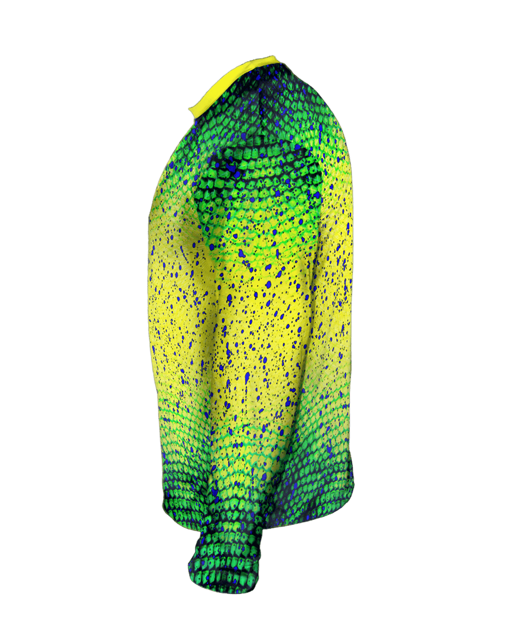 Mahi Camo Long Sleeve Big & Tall - Bones Outfitters