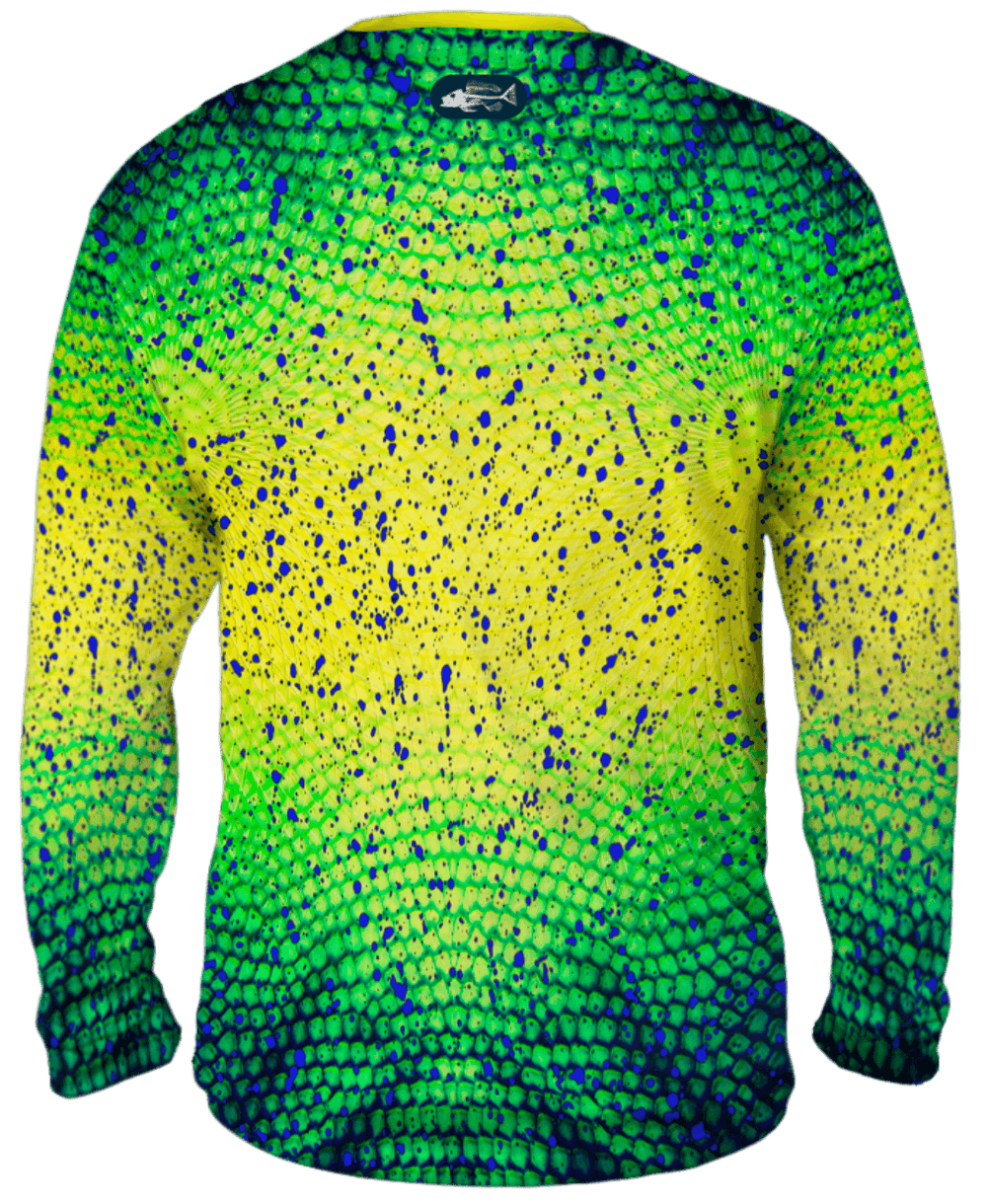Youth Mahi Camo Long Sleeve - Bones Outfitters