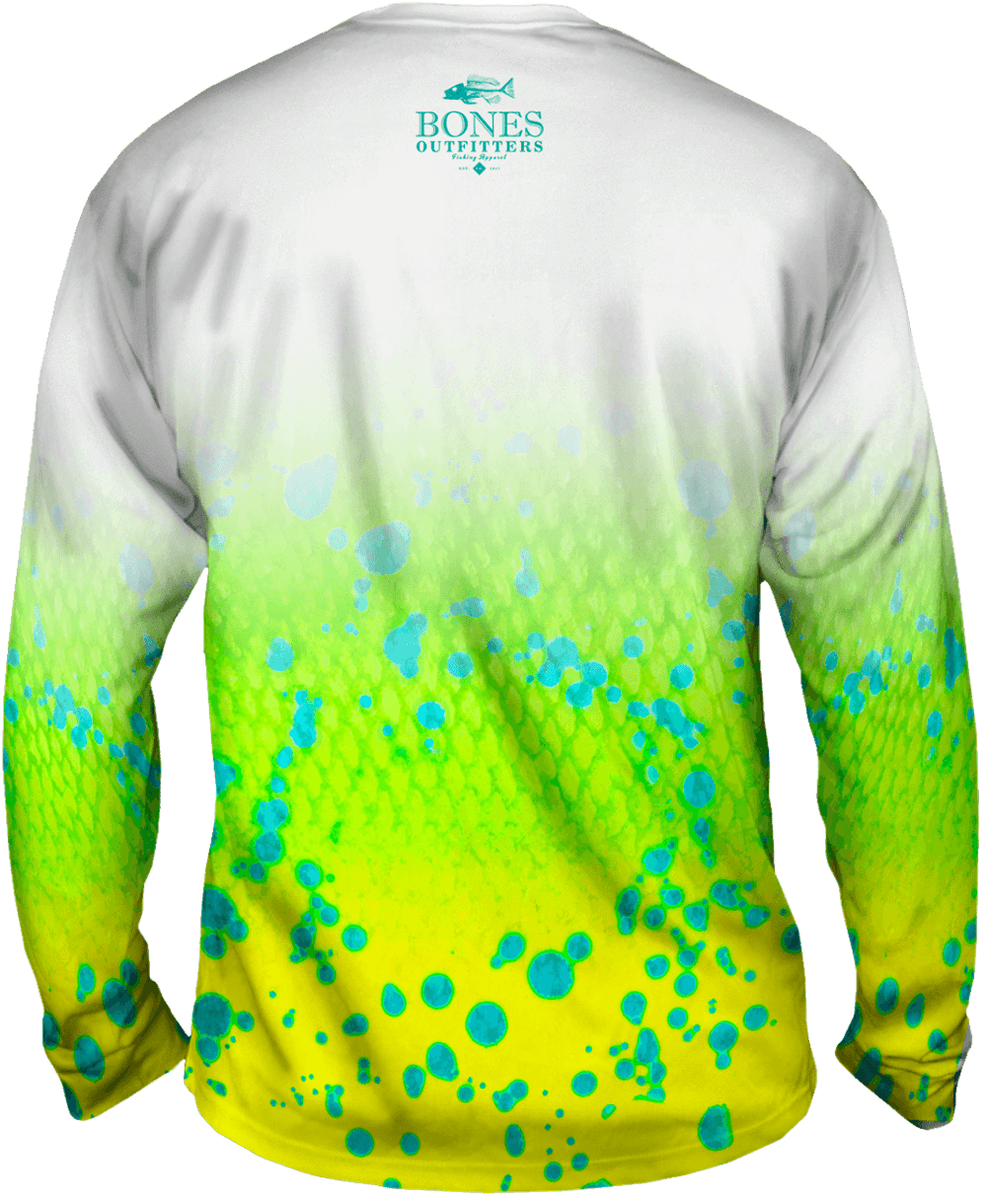 Youth Mad Dorado Long Sleeve - Bones Outfitters
