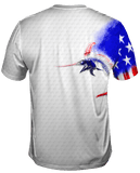Billfish Stars & Stripes Short Sleeve - Bones Outfitters