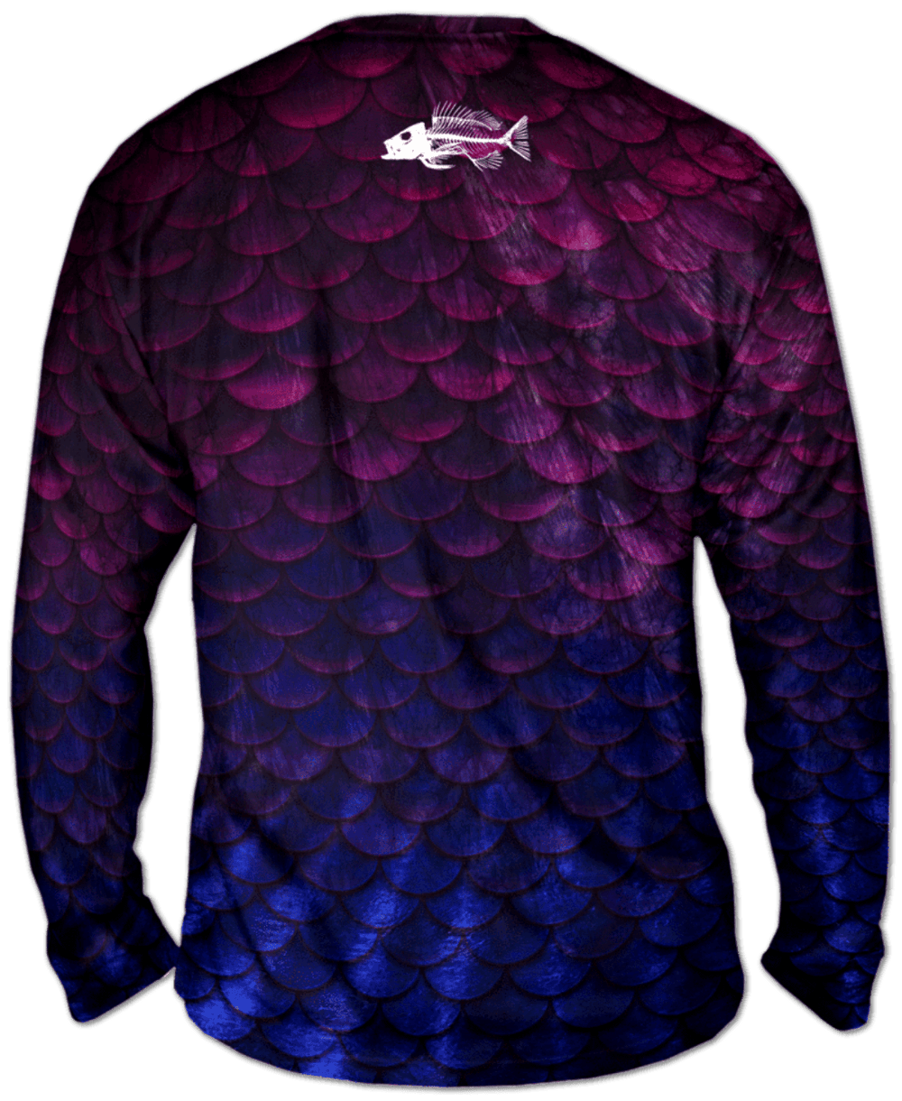 Royal Scales Long Sleeve - Bones Outfitters