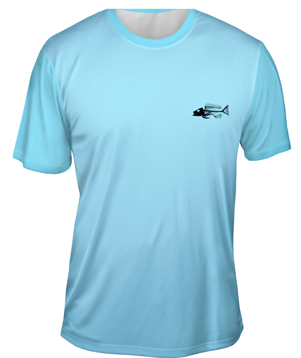 The Marlin Performance Short Sleeve - Bones Outfitters