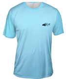 Big Bass Performance Short Sleeve - Bones Outfitters
