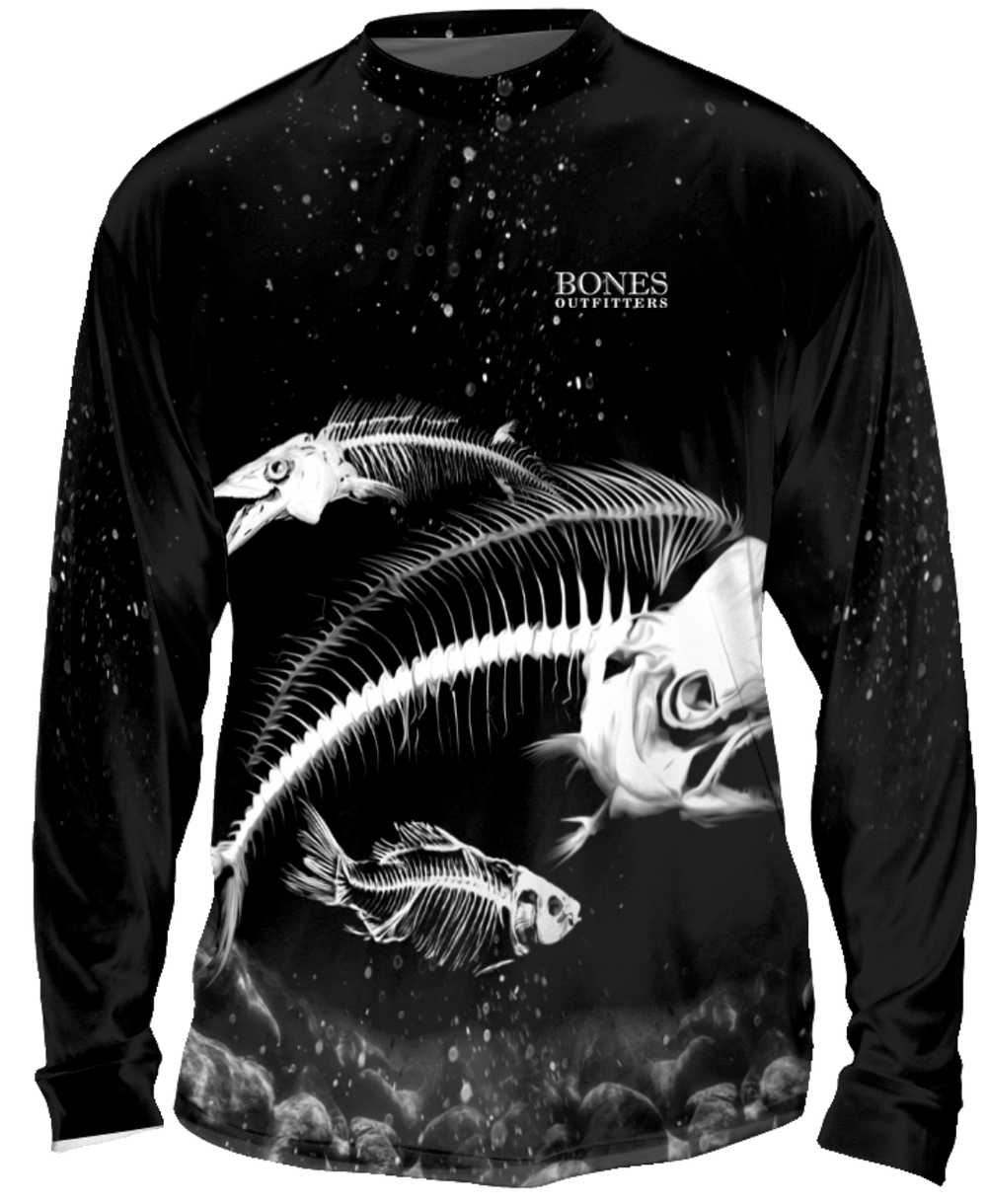 Saltwater Triple Threat Long Sleeve Big & Tall