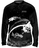Youth Salt Water Triple Threat Long Sleeve - Bones Outfitters