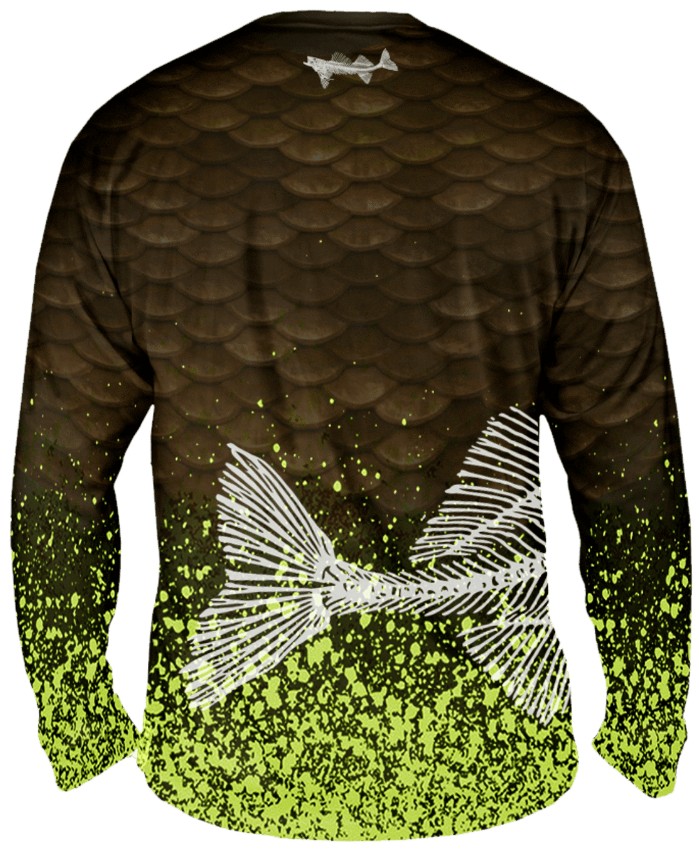 Jig For Walleye Long Sleeve
