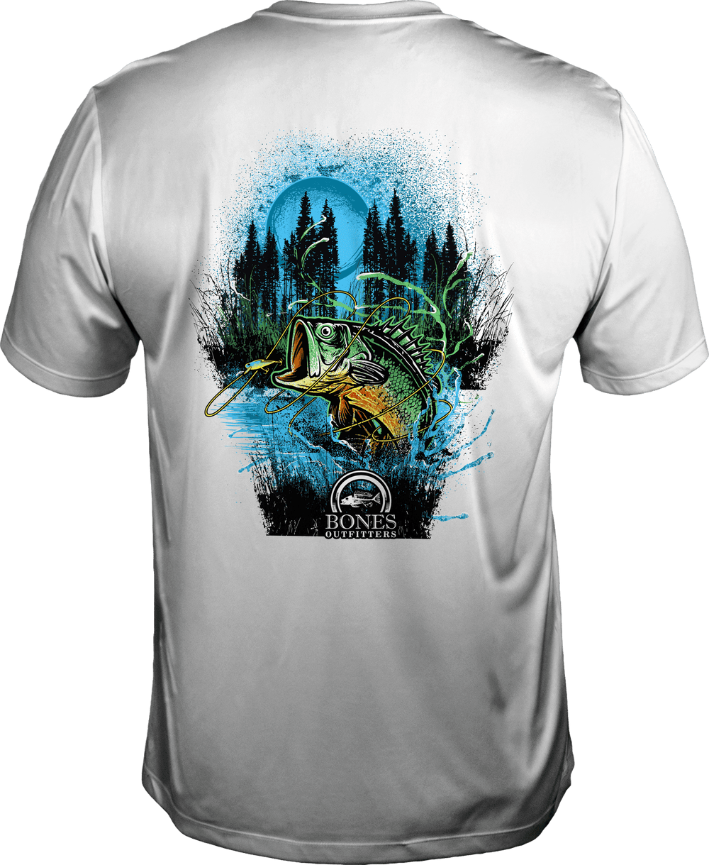 Big Bass Performance Short Sleeve