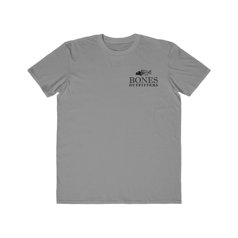 Men's Lightweight Fashion Tee - Bones Outfitters