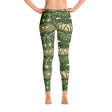 Bass Camo Performance Leggings - Bones Outfitters
