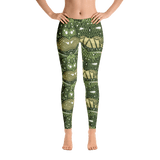 Bass Camo Performance Leggings