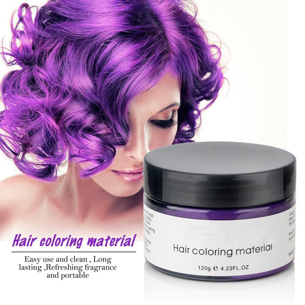 All Natural Hair Color Wax