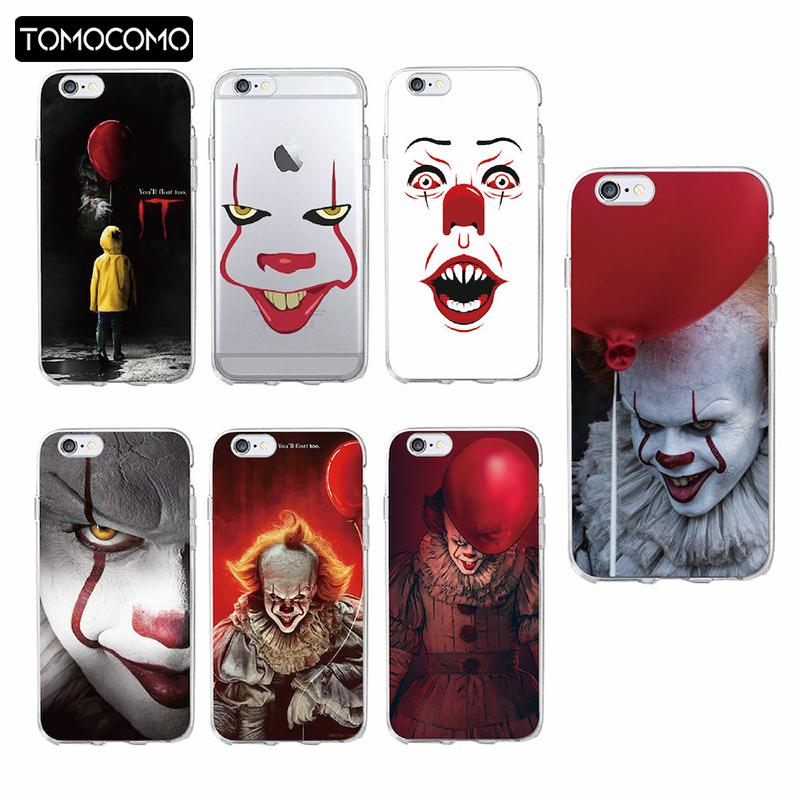 Pennywise Clown IT Phone Cover