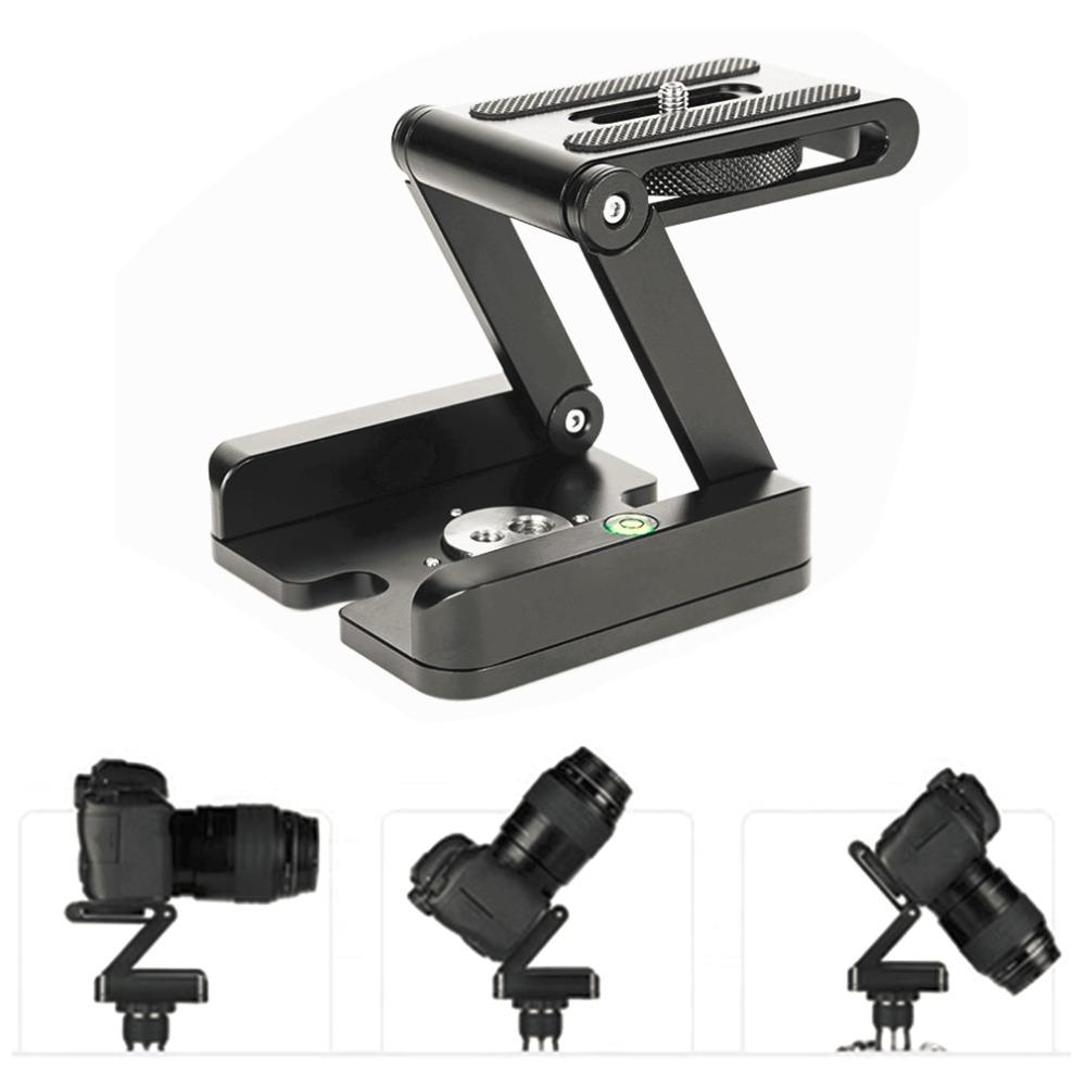 Universal Z Folding Professional Phone/Camera Tripod