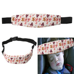 Stroller & Car Seat Adjustable Child Head Support